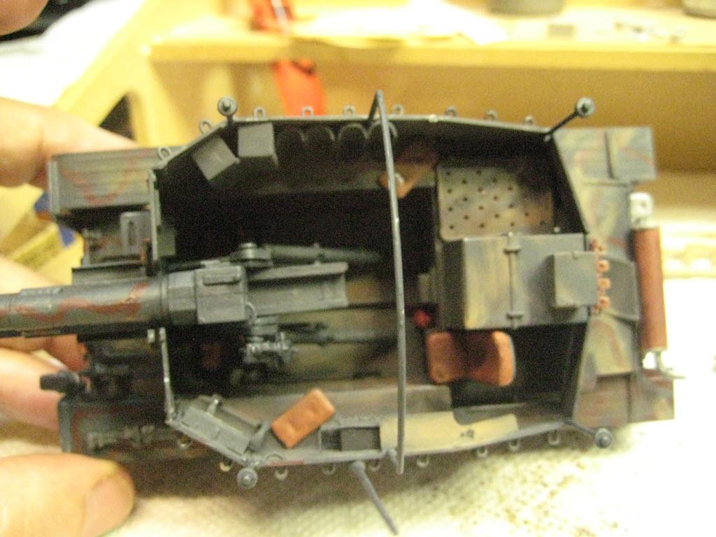 Grille 1/35 Sd. Kfz 138/1 Ausf H de la marque Kirin (Dragon model) 4_710