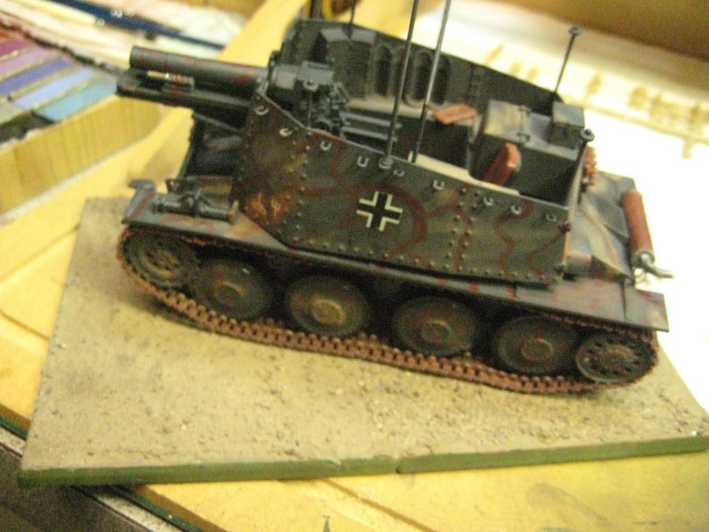 Grille 1/35 Sd. Kfz 138/1 Ausf H de la marque Kirin (Dragon model) 5_110