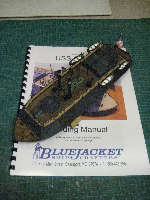 USS Cairo 1862 kit BlueJacket kit K1111 1/16'' au pieds 1:192 626