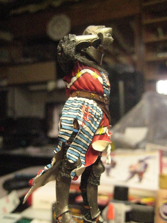 Chevalier Français 1340 copie figurine Pégaso PEG-90023 639