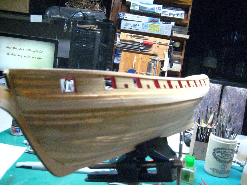 US Brig Syren 1803 Model Shipways MS 2260 6_511