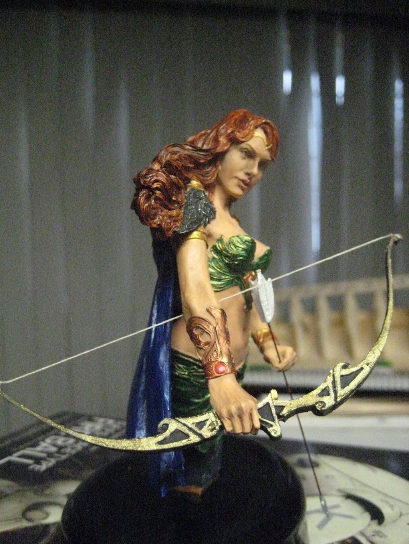 Amaryne Defender of Goddess 748