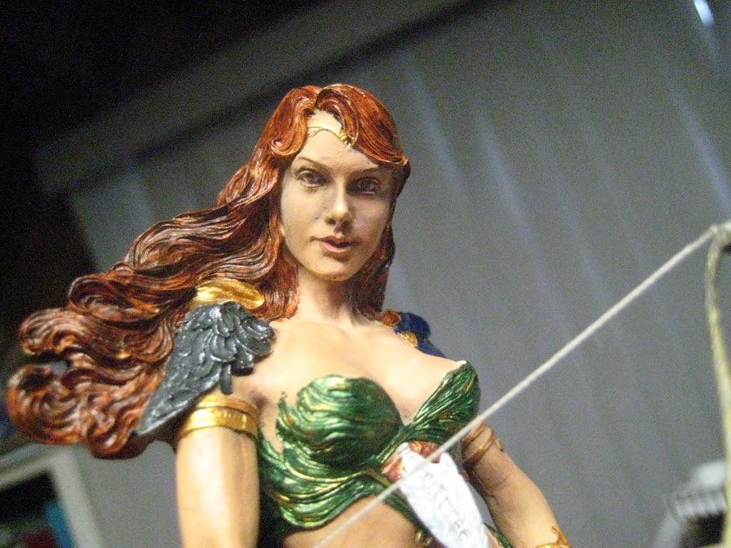 Amaryne Defender of Goddess 834