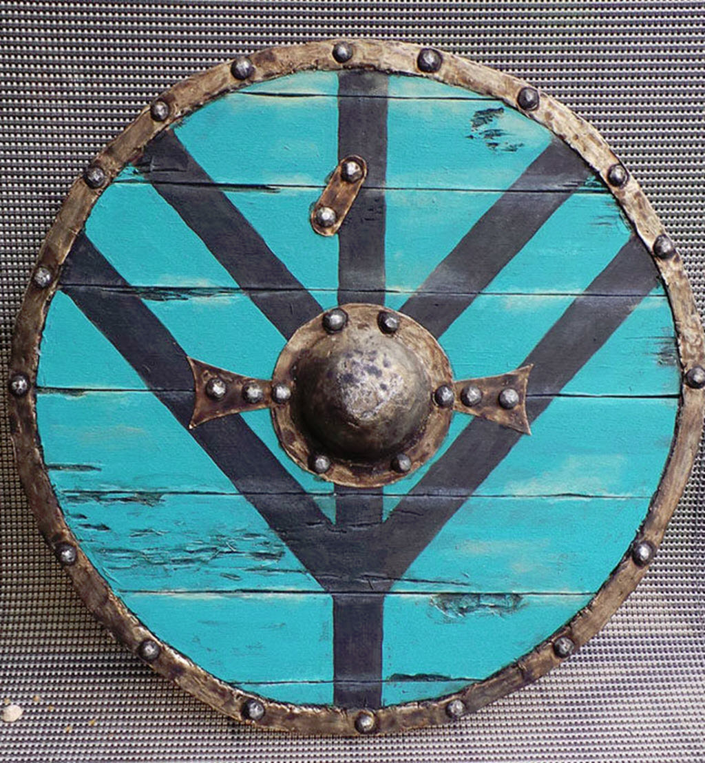 Like Lagertha (Shieldmaidens) Nuts Planet buste résine 1/10 911