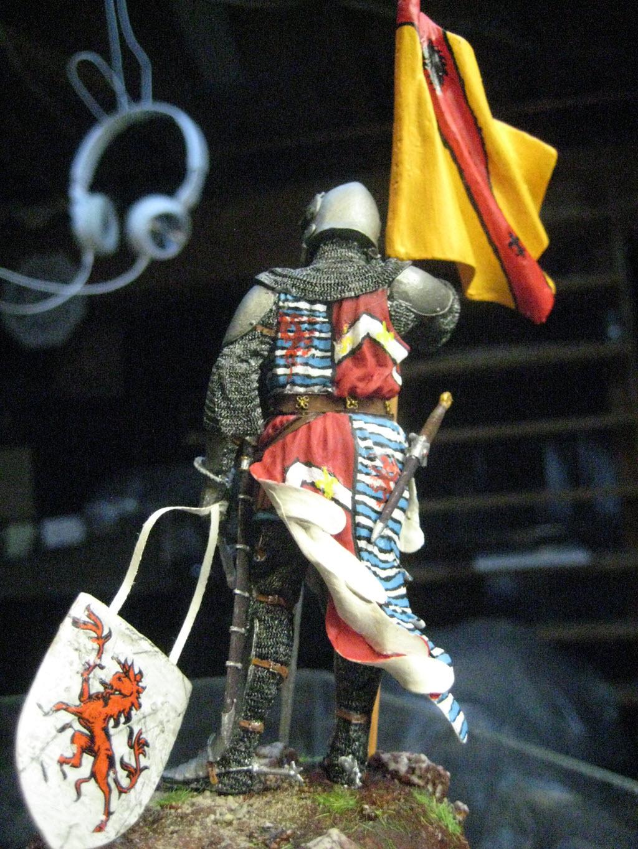 Chevalier Français 1340 copie figurine Pégaso PEG-90023 922