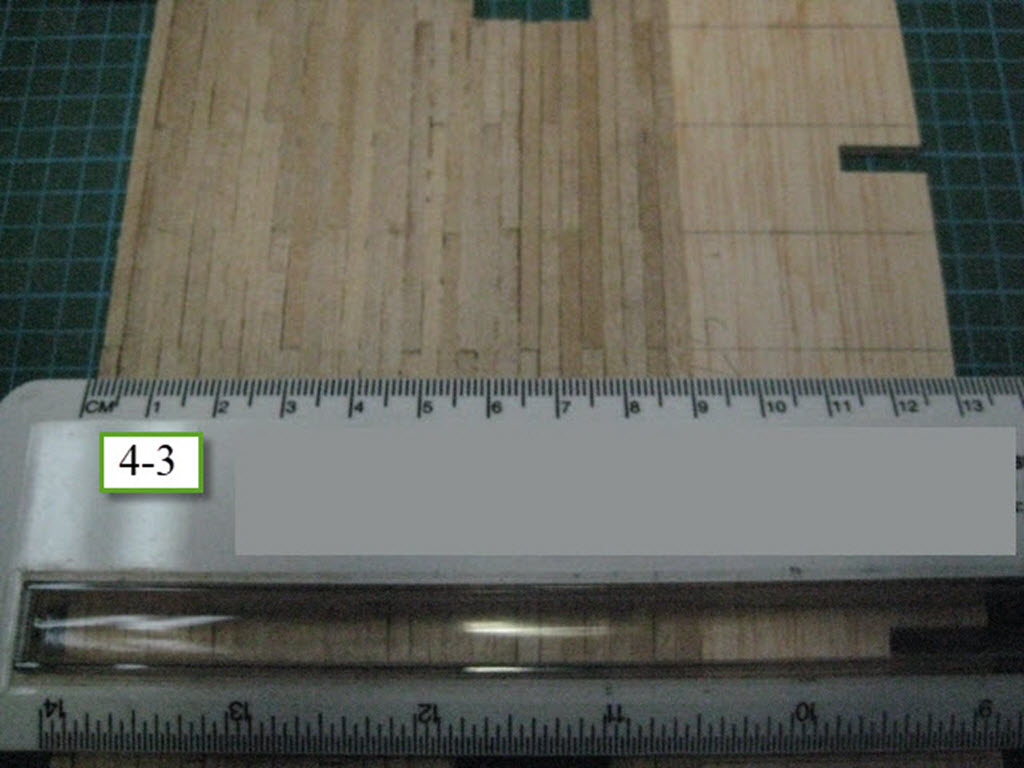 Santisima Trinidad 3/3 Navire Kit OcCre #15800  C10