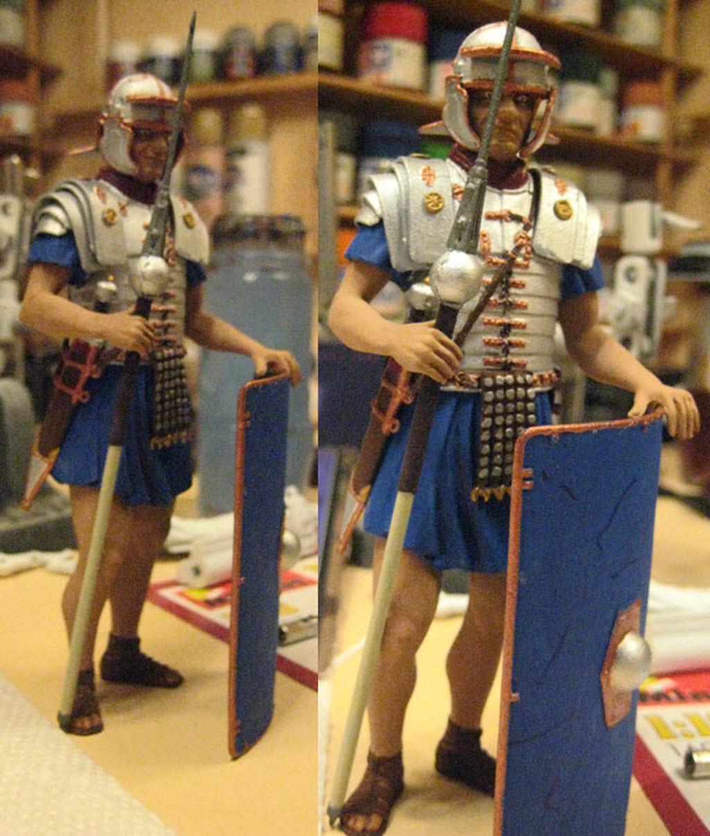 Légionnaire romain 2em siècle A.D. MiniArt 1/16 C11