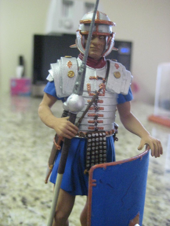 Légionnaire romain 2em siècle A.D. MiniArt 1/16 D10