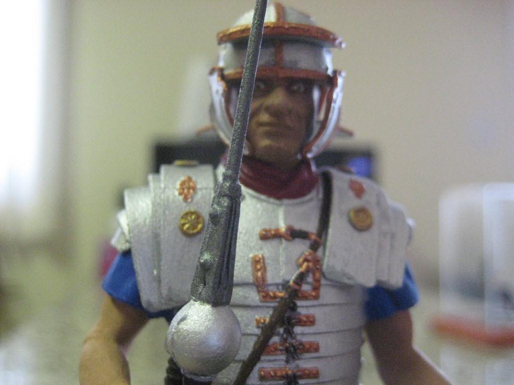 Légionnaire romain 2em siècle A.D. MiniArt 1/16 E10