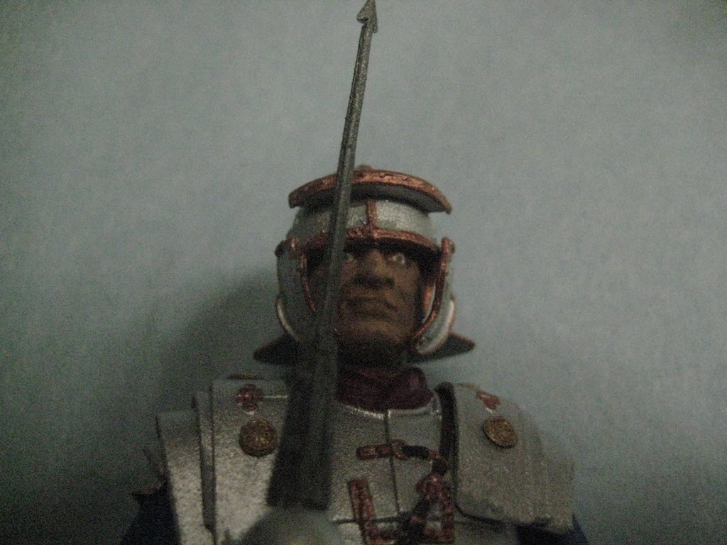 Légionnaire romain 2em siècle A.D. MiniArt 1/16 G10