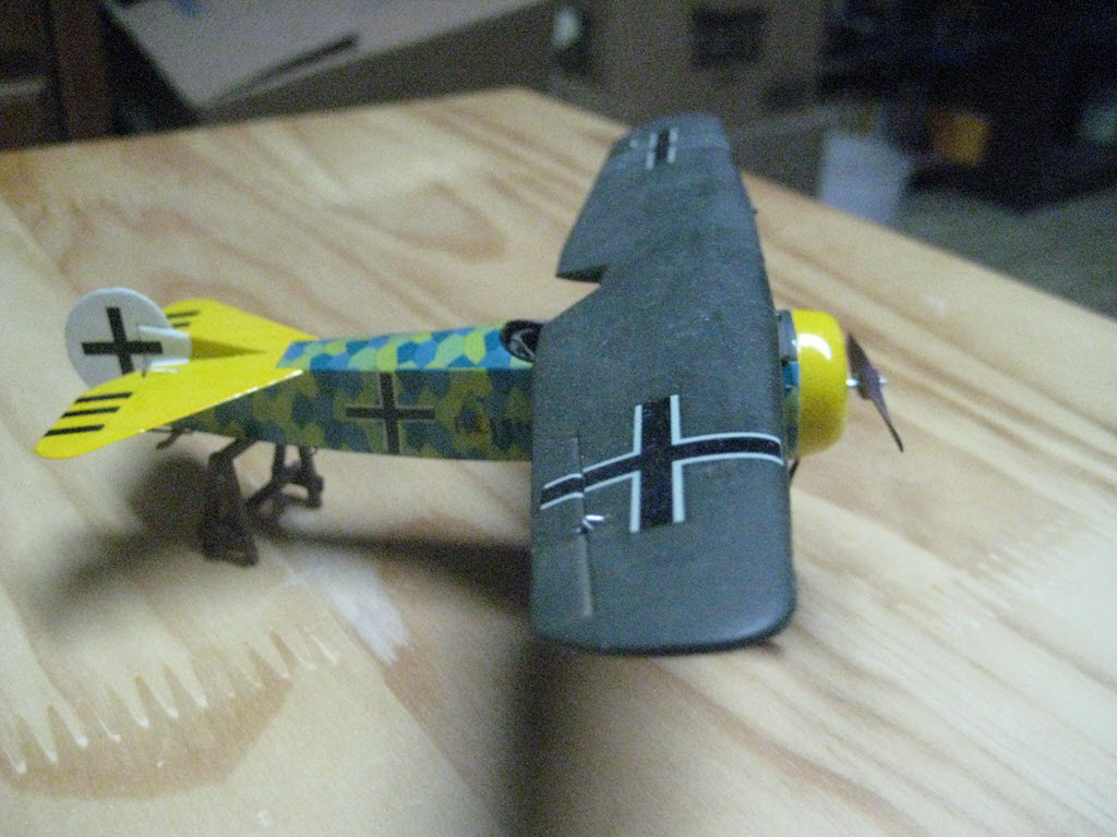 Dragon série (Knight of the Sky) Hans Goerth buste 1/12  Fokker D.VIII 1/48 Hg_1_710