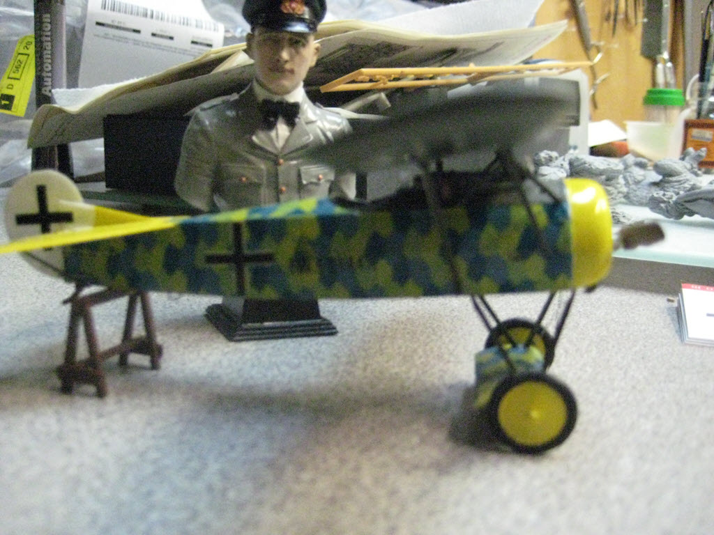 Dragon série (Knight of the Sky) Hans Goerth buste 1/12  Fokker D.VIII 1/48 Hg_2b10