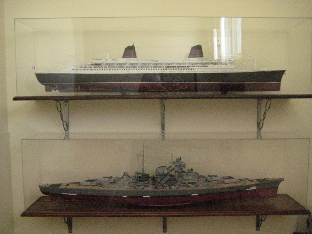 Bismarck 1/200 scale Hachette Img_1826