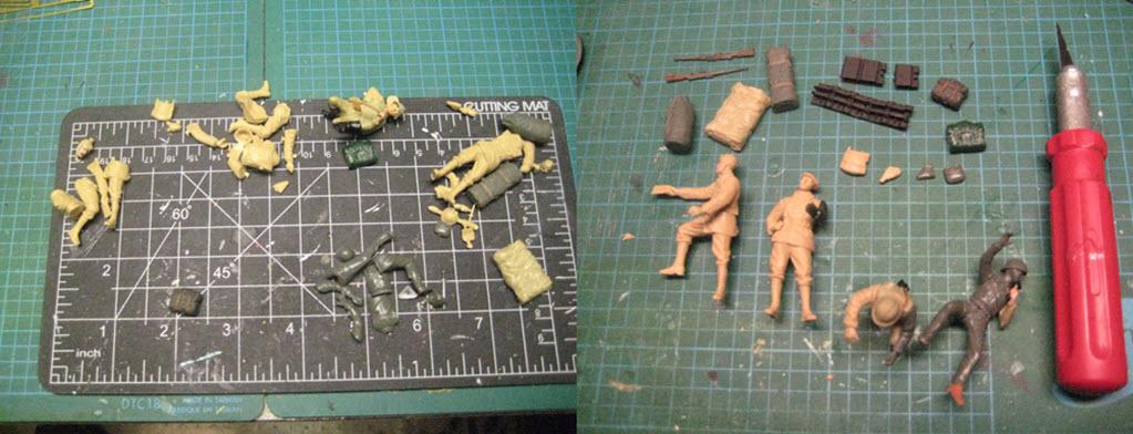 Char Renaud FT17 kit Meng TS-008 1/35 - Page 2 P117