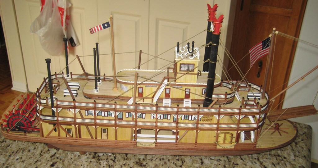 Kit du roi du Mississippi Artesia Latina # 20505 R2b10