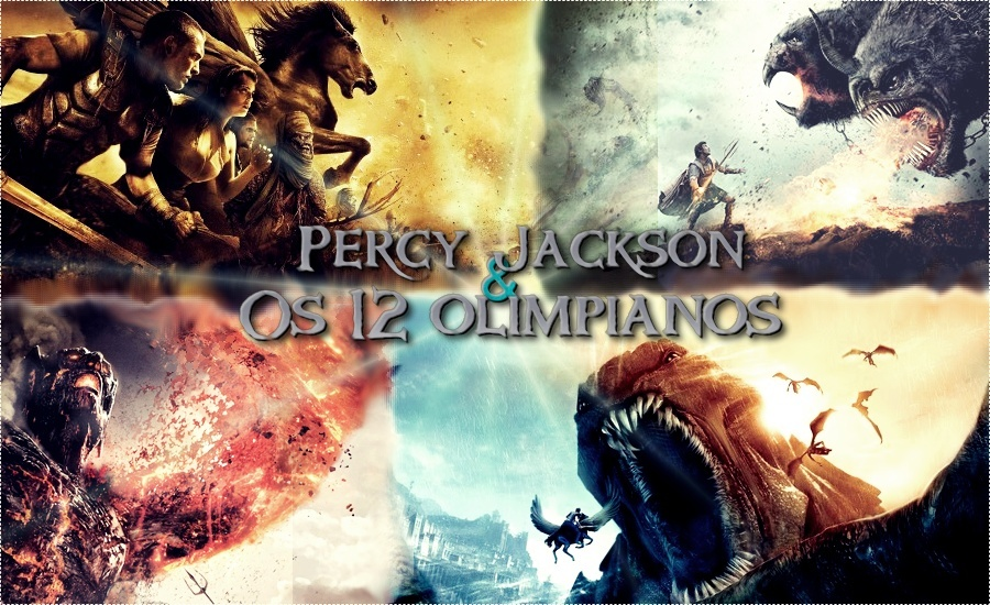 Percy Jackson e os 12 olimpianos