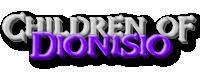 Filhos de Dionísio