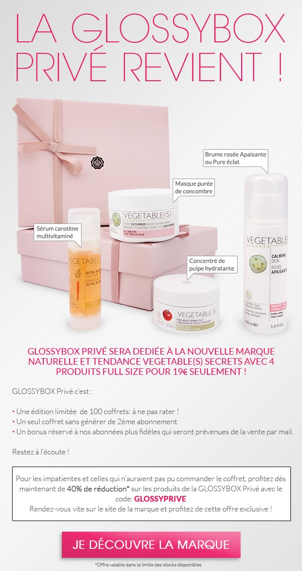 "[Octobre 2012] Glossybox ""Home Spa"" - Page 4 Glossy10"