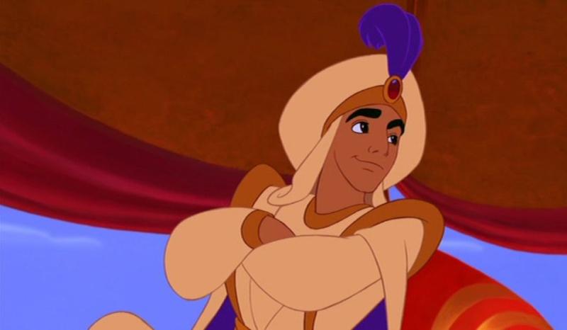 Aladdin [Walt Disney - 1992]  - Page 6 Aladin10