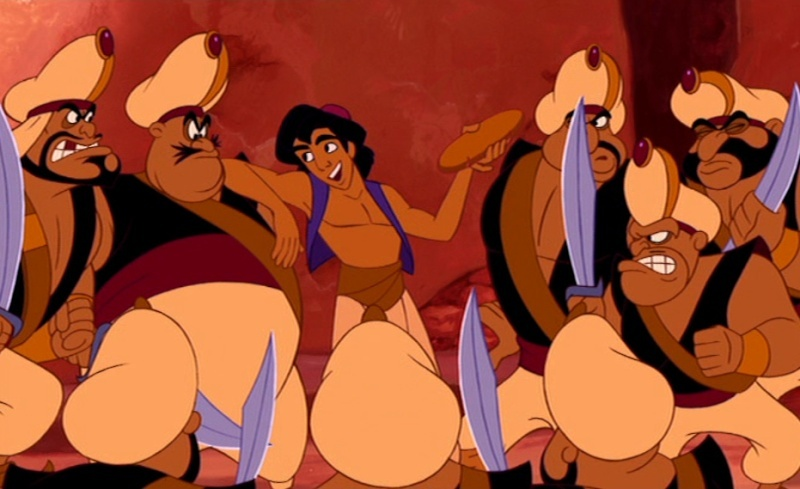 Aladdin [Walt Disney - 1992]  - Page 6 Vlcsna10
