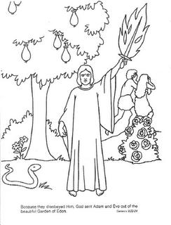 Dibujos Biblicos Para Colorear
