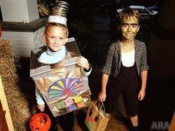 DIY Halloween costumes on a budget 16500710