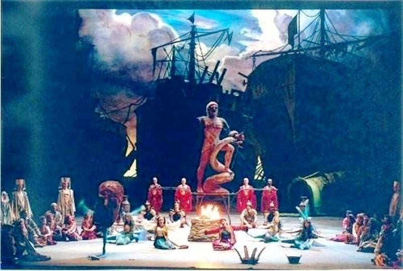 افتتاحية اوبرا ( ايدومينيو ملك كريت ) من اعمال موتسارت 57809710