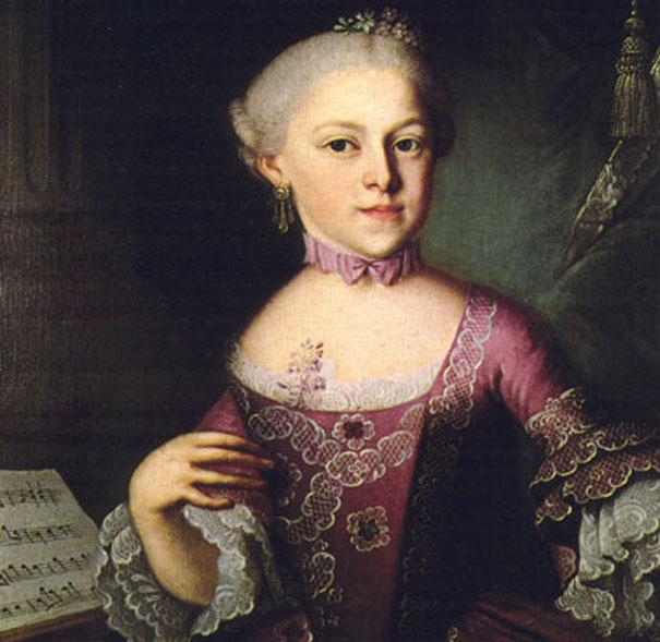 موتسارت (الطفل المعجزة) احد عباقرة الموسيقى الذين رحلوا زهورا Maria_10