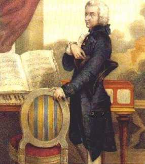 موتسارت (الطفل المعجزة) احد عباقرة الموسيقى الذين رحلوا زهورا Mozart14