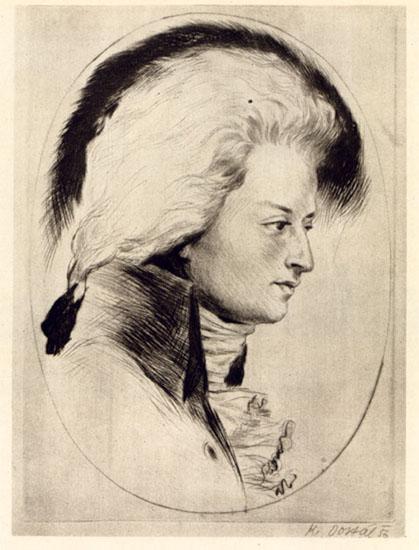 السيمفونية رقم 41 (جوبيتر) من اشهر اعمال موتسارت Mozart21
