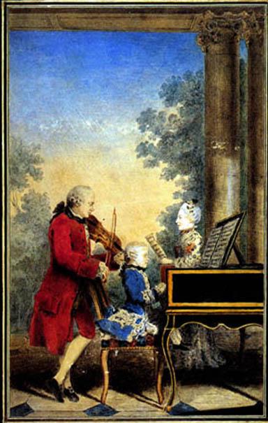 موتسارت (الطفل المعجزة) احد عباقرة الموسيقى الذين رحلوا زهورا Wolfga12