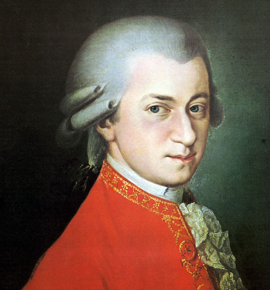 السيمفونية رقم 35 المعروفة بـ (Haffner-Symphony) من اعمال موتسارت Wolfga13