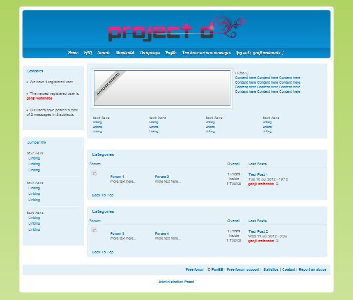 Project D - Free Forumotion Theme Captur10