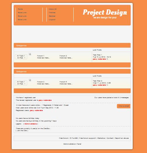 Project D - Free Forumotion Theme Captur20
