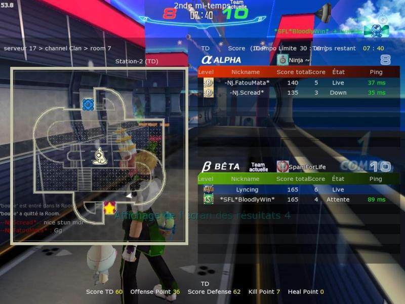 Ninja ~. vs SpamForLife S4_20156