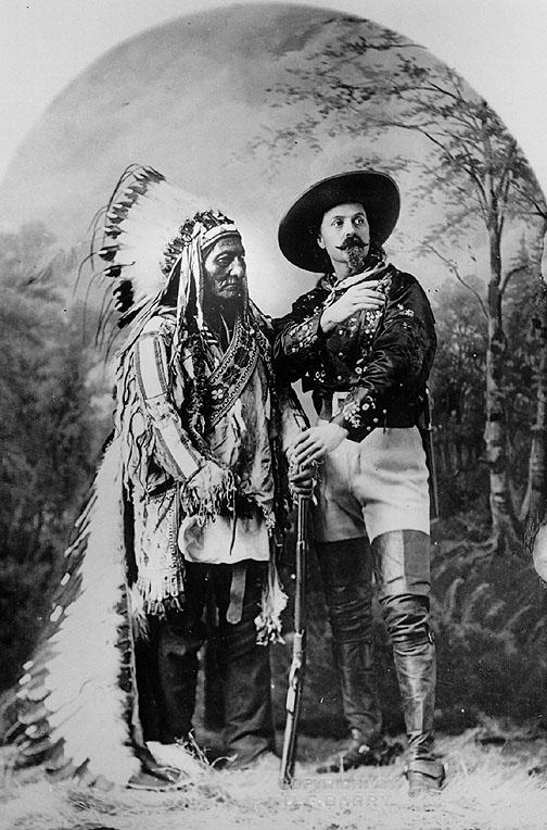 L'armement des Indiens d'Amérique du Nord Sittin10