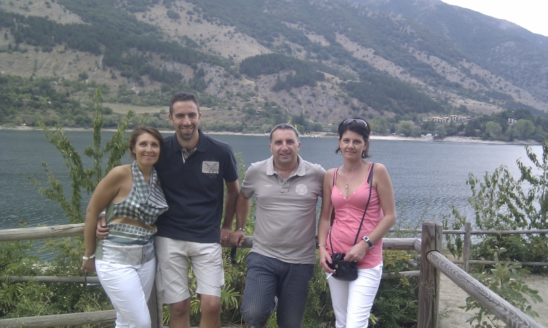 Outlander al Lago di Scanno (Abruzzo) Imag0517