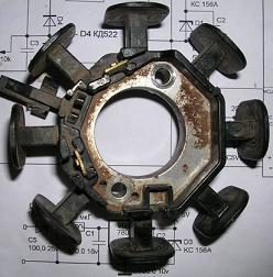 Генератор из мотор-колеса Dduddu14