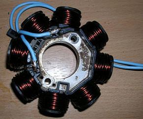 Генератор из мотор-колеса Dduddu16
