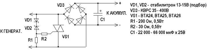 Генератор из мотор-колеса Dduddu19