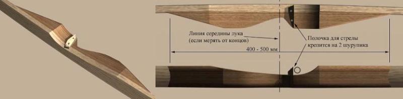 Самодельный разборный лук Dnd_1710