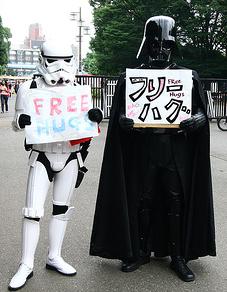 FREE HUGS for Klaki 85793210