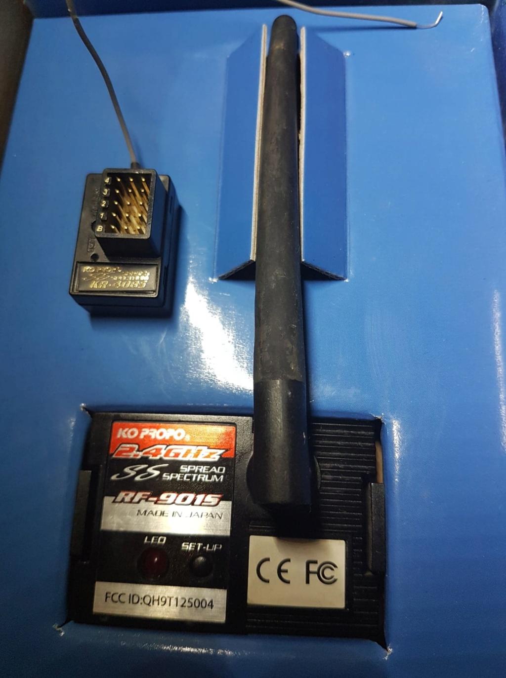 Module KO PROPO RF-901S 2.4ghz (vendu) Module10
