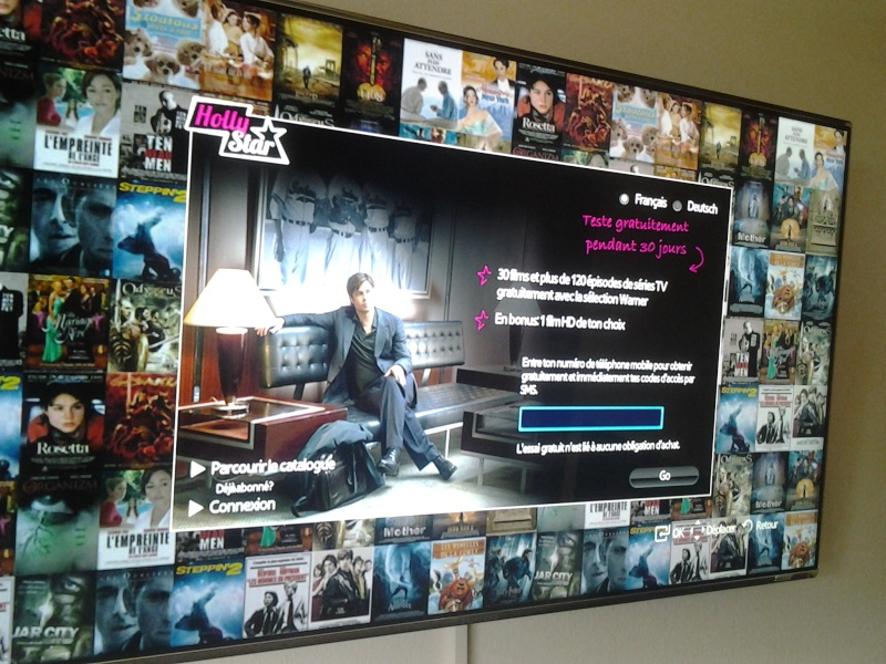 Hollystar disponible sur SmartTV 20120912