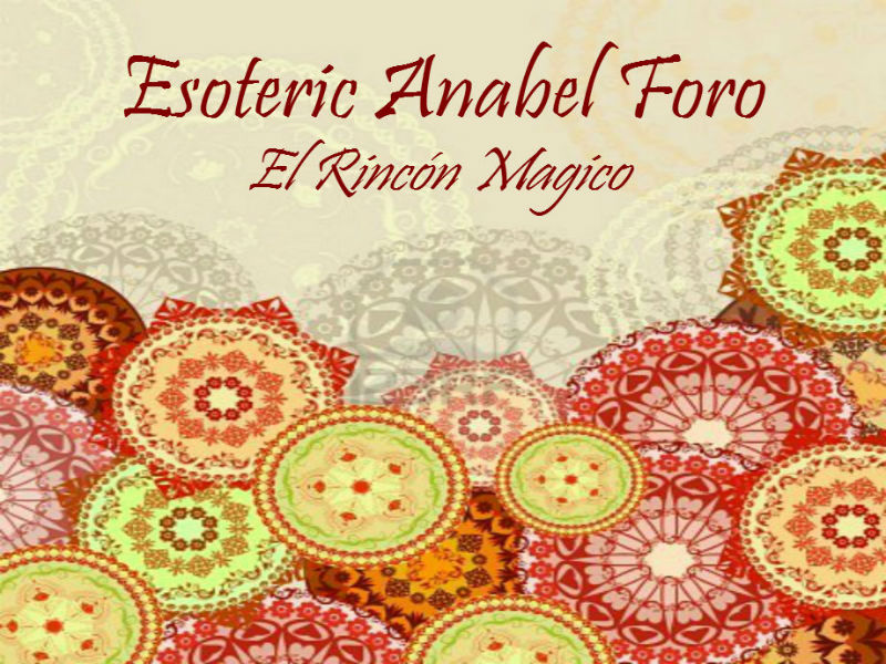 Esoteric Anabel Foro