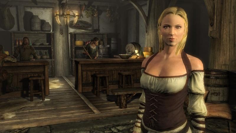 Captures d'écran Skyrim12