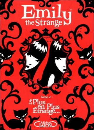 EMILY THE STRANGE (Tome 2) DE PLUS EN PLUS ÉTRANGE de Rob Reger Emily_10