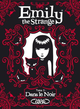 EMILY THE STRANGE (Tome 3) DANS LE NOIR de Rob Reger Emily_10