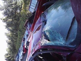 Car Accident pics Car210