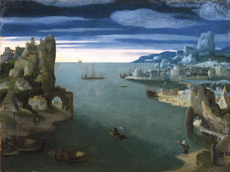 Joachim Patinir (1485-1524) 11061210